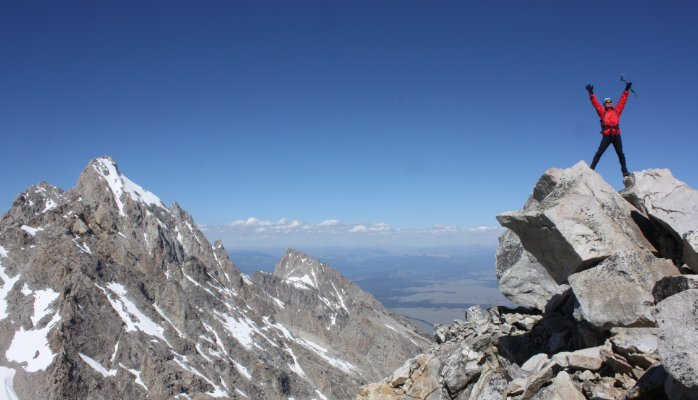 The perilous trap of mountain climbers and executives, and how to avoid it.